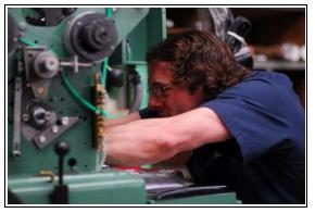 Engineering solutions being applied to the machines