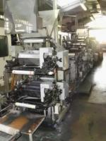 Overview of WD 102 Envelope making machine