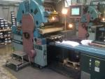 Overview of Envelope printing press Halm EM 5000